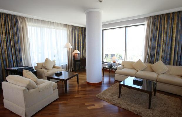фотографии отеля Kempinski Amman изображение №15