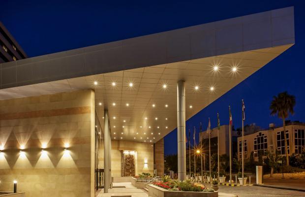 фотографии отеля Accor Le Grand Amman ( ex. Le Meridien Amman) изображение №15