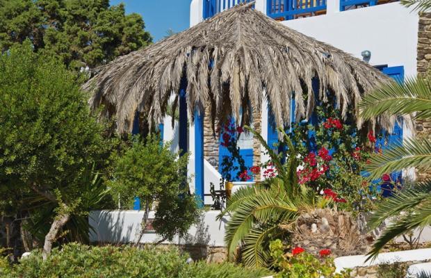 фотографии отеля Dolphin Antiparos Villas and Suites изображение №27