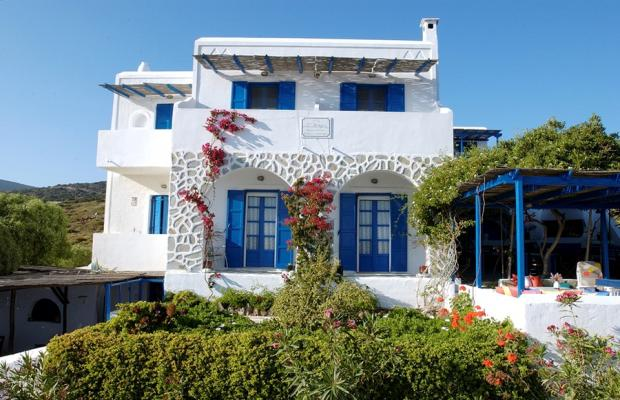 фотографии отеля Dolphin Antiparos Villas and Suites изображение №15
