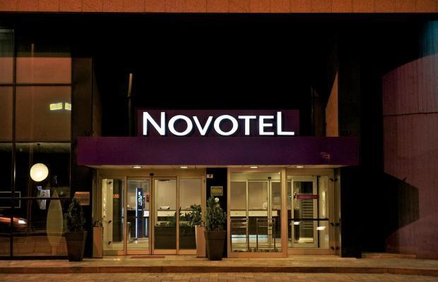 фотографии Novotel Genova City (ex. Novotel Genova Ovest) изображение №12