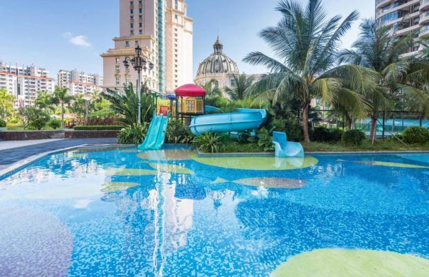 фото отеля Sanya Baohong Shanghai Huating Boutique изображение №1