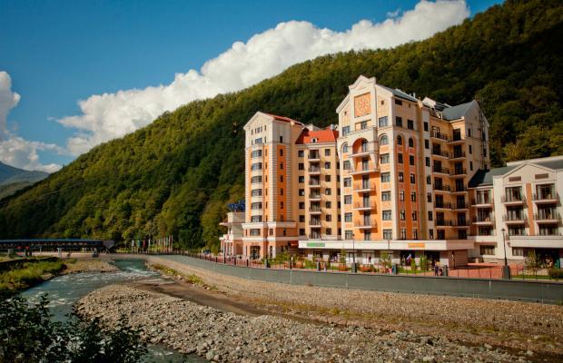 фотографии Valset Apartments by Azimut Rosa Khutor (Апартаменты Вальсет) изображение №4